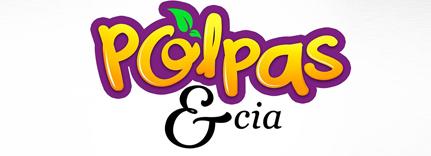 Polpas e Cia Logo